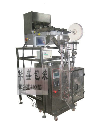 4-bucket weigher packing machine